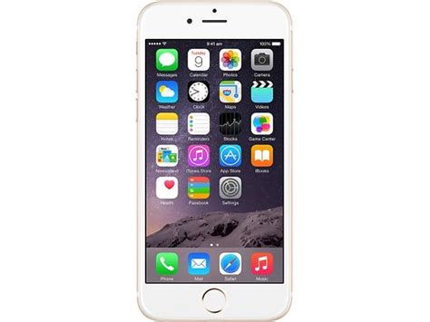 iphone 6 for boost mobile apple iphone 6 gold 16gb boost mobile cell phone newegg