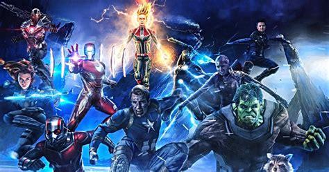 endgame avengers marvel spoilers spoil did trailer poster captain fan serena williams magazine iron reddit really ant movie movieweb