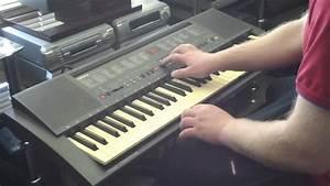 Yamaha Psr 300 : yamaha psr 300 keyboard 100 sounds features part 2 2 ~ Jslefanu.com Haus und Dekorationen