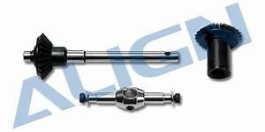 Torque Tube Rear Drive Gear Set H70g005xx