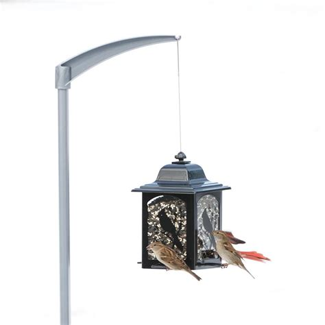 amazon com perky pet 5107 4 universal bird feeder pole