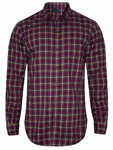 Bed Sheet Sizes Chart Peter England Maroon Casual Shirt Esf31703346 F Cilory Com