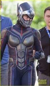 Spy Another Look At The Wasp From An 'Ant-Man And The Wasp ...