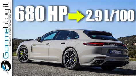 Before we go any further, how about we adopt military practice and use an acronym instead? Porsche Panamera Turbo S E-Hybrid Sport Turismo - THE PERFECT CAR? - YouTube