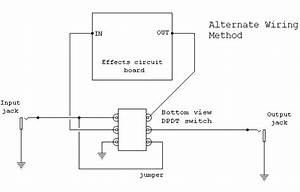 Emg Preamp Bypass Switch Wiring