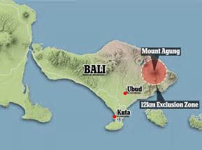 bali   blow giant volcano begins  pulsate