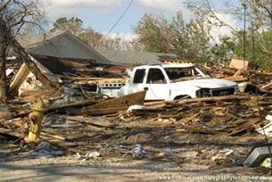 New Orleans Hurricane Katrina Damage