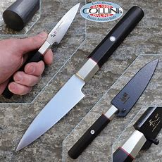 Mcusta Zanmai  Hybrid Petty Vg10 90mm  Hz23000v