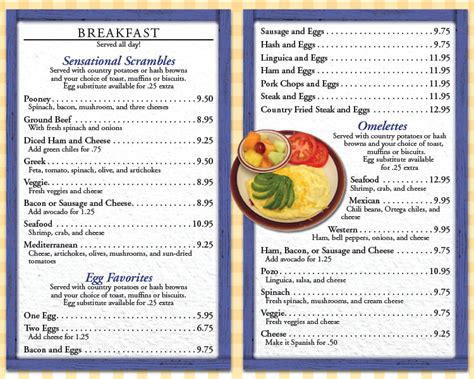 country kitchen menu carla s country kitchen morro bay american breakfast
