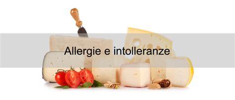 esami di intolleranza alimentare allergie e intolleranze alimentari differenze sintomi e