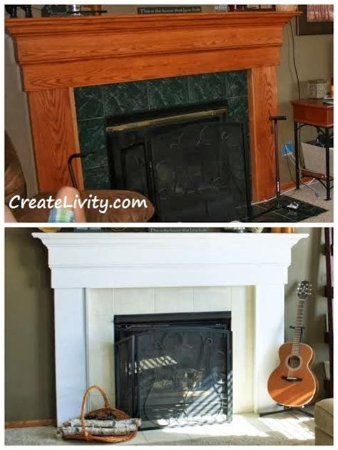 Painting Fireplace Tiles best 25 painting fireplace ideas on pinterest paint