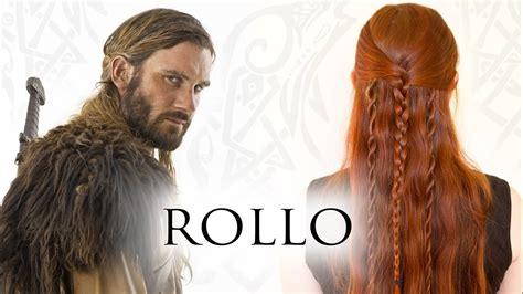 Vikings Hair Tutorial For Men