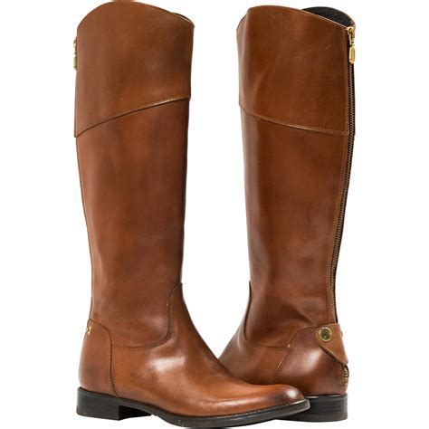 tall light brown riding boots lamps  lighting