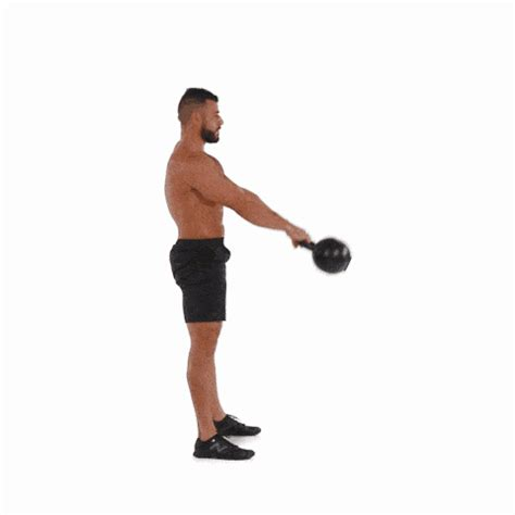 swing kettlebell fitness jordan michael creed side swings exercises workout muscle ii hips move lean entrenamiento muscular adonis body pesa