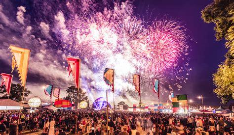 Uk Festivals Guide 2017