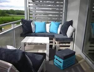 Terrassenmöbel Aus Paletten : terrasseneinrichtung mit diy terrassenm beln aus paletten ~ Whattoseeinmadrid.com Haus und Dekorationen