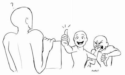 Draw Drawing Squad Funny Poses Meme Hamilton