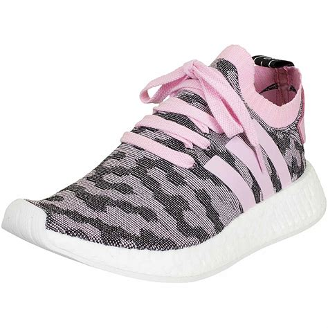 adidas nmd damen schwarz pink adidas originals damen sneaker nmd r2 primeknit pink