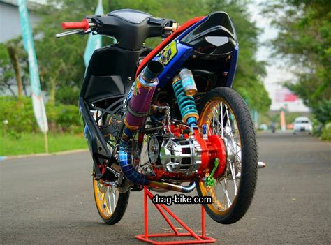Modif Racing by 35 Foto Gambar Modifikasi Mio Soul Gt Thailook Airbrush
