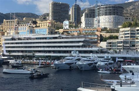 Yacht And Boat Show by Boat Show Monaco Yacht Show Concludes In Style
