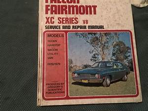 Ford Falcon-fairmont Xc Series V8 Workshop