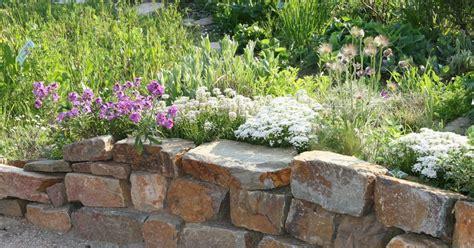 Garten Ideen Trockenmauer by Gartengestaltung Mit Trockenmauern Mein Sch 246 Ner Garten