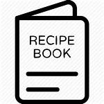 Icon Recipe Cookbook Cooking Kitchen Icons Hotel