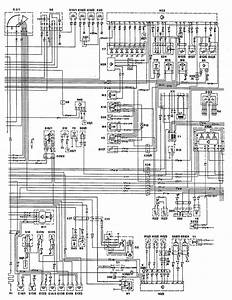 Mercedes-benz 300e  1992  - Wiring Diagrams