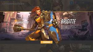 Overwatchs New Hero Brigitte Is A Paladin With A