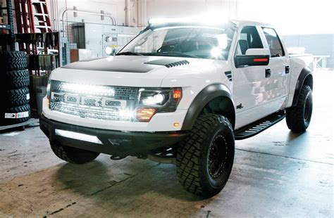 2013 ford f 150 raptor led lighbars install 10 photo 10