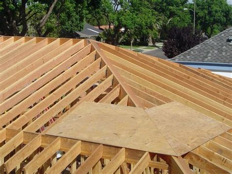 hip roofs construction paint hip roof framing hip roof framing and building hip roof