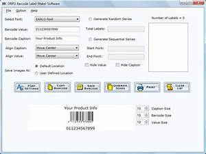 barcode label generator utility shareware version 5015 With create barcodes for inventory
