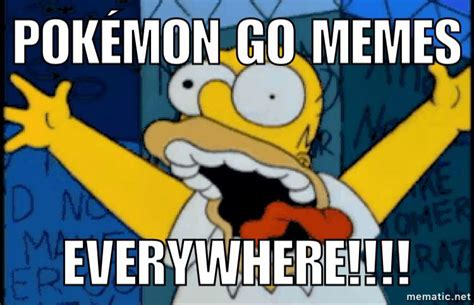 Pokémon Go Memes - memes pokemon go is lame images pokemon images