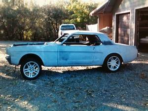 The start, a 500 buck craigslist find | Mustang coupe to Fastback | Pinterest | The o'jays