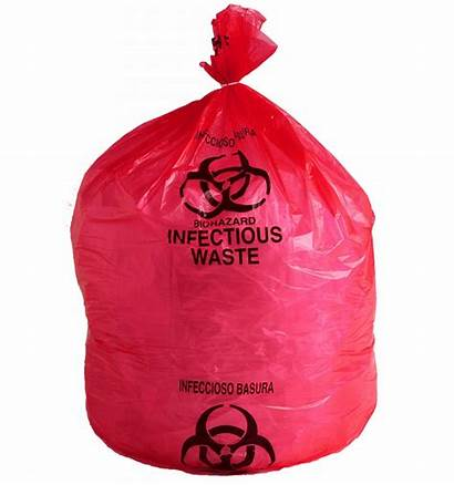 Medical Biohazard Bags Waste Disposal Disposable Ppe