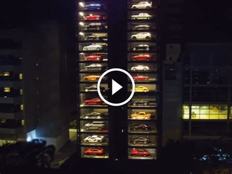 Luxury Car Vending Machine (aims) Singapore Drivespark