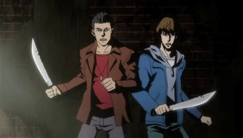 Supernatural Anime Wallpaper - supernatural the animation images episode 14 reunion
