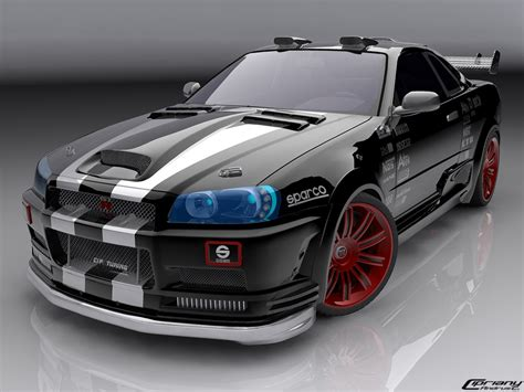 Nissan Skyline Images Wallpapers