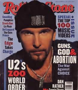 U2 Rolling Stone Cover