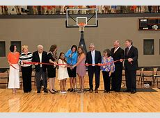 Grissom High School Holds Ribbon Cutting Ceremony to