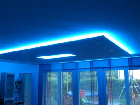 Led Ideen by Rgb Led Indirekte Voutenbeleuchtung Decke