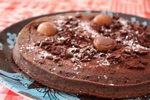 Recette Fondant Au Nutella : fondant au nutella thermomix marina s ~ Melissatoandfro.com Idées de Décoration