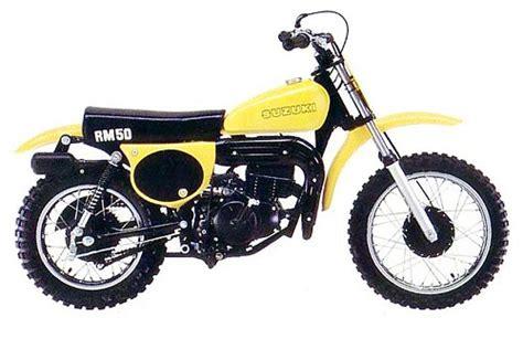 Suzuki Rm50 by Suzuki Models 1978 Page 7