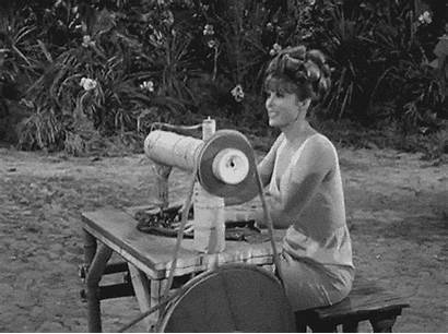 Island Gilligans Gilligan Sewing Ginger Machine Tv