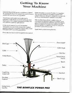 Bowflex Power Pro Exercise Manual