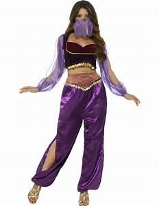 Deguisement Princesse Disney Adulte : d guisement princesse arabe violette femme deguise toi ~ Mglfilm.com Idées de Décoration