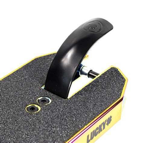 lucky scooters prospect pro neogold scooter deck atbshop