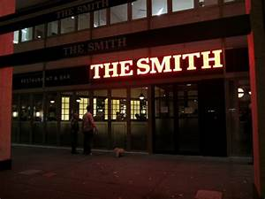 The New Smith Restaurant At Lincoln Center Midtown NYC