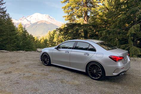 2019 Mercedesbenz Aclass Sedan First Review Motor