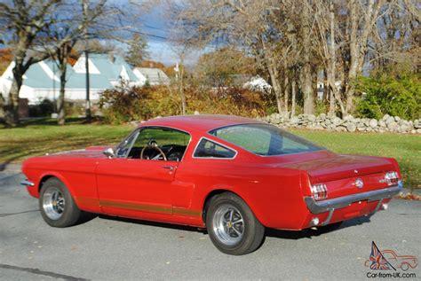 1966 Shelby Gt 350 Hertz Rare Red Hertz